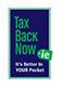 Taxback Now logo